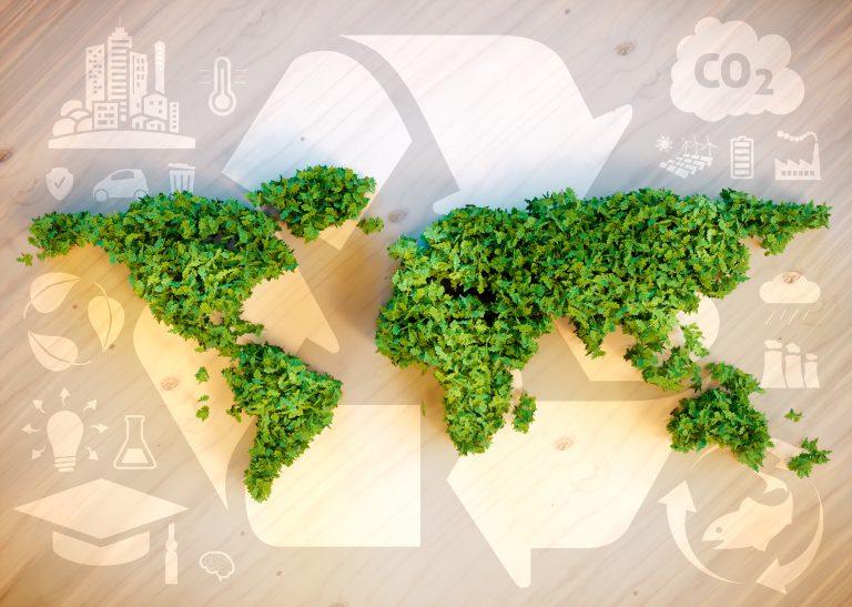 Duurzaamheid en een groenere wereld